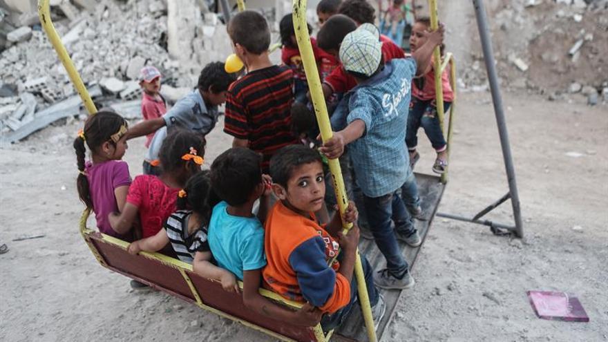 Mueren 5 civiles en un bombardeo de la coalición internacional en Al Raqa