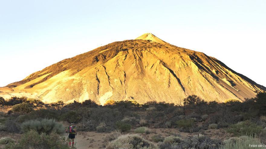 Imagen de la edición de 2013 de la Tenerife Bluetrail