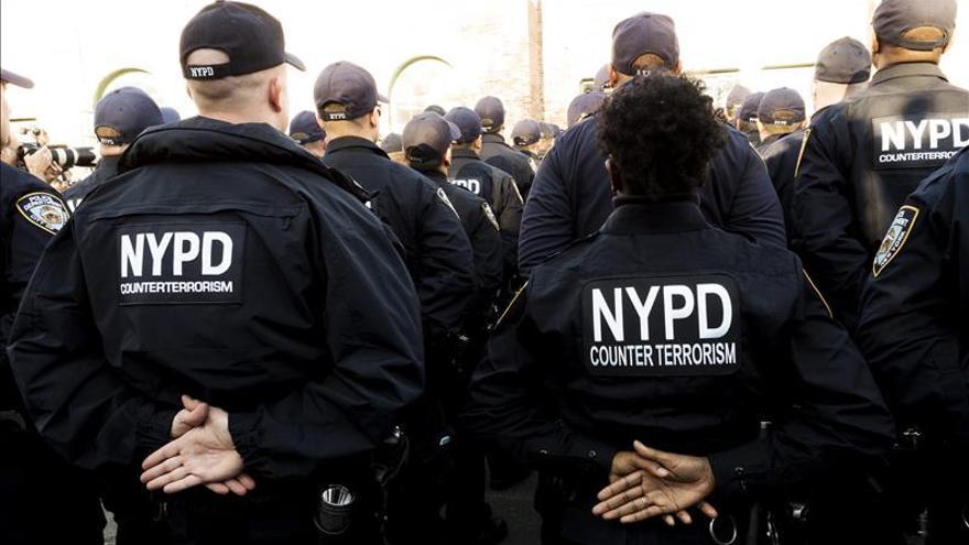 Nueva York cuenta con una nueva unidad especial de lucha antiterrorista