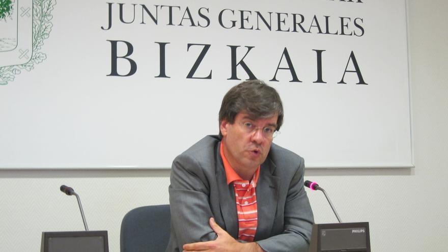 AMP- PSE cierra un acuerdo presupuestario con la Diputación vizcaína valorado en 43 millones