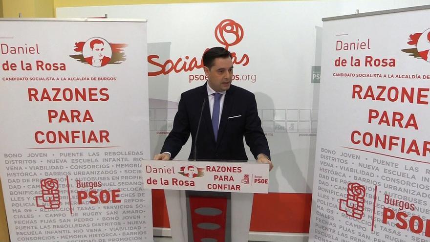 Vox no apoyará el pacto PP y Cs para Burgos y votará a su candidato por lo que podría gobernar el socialista De la Rosa