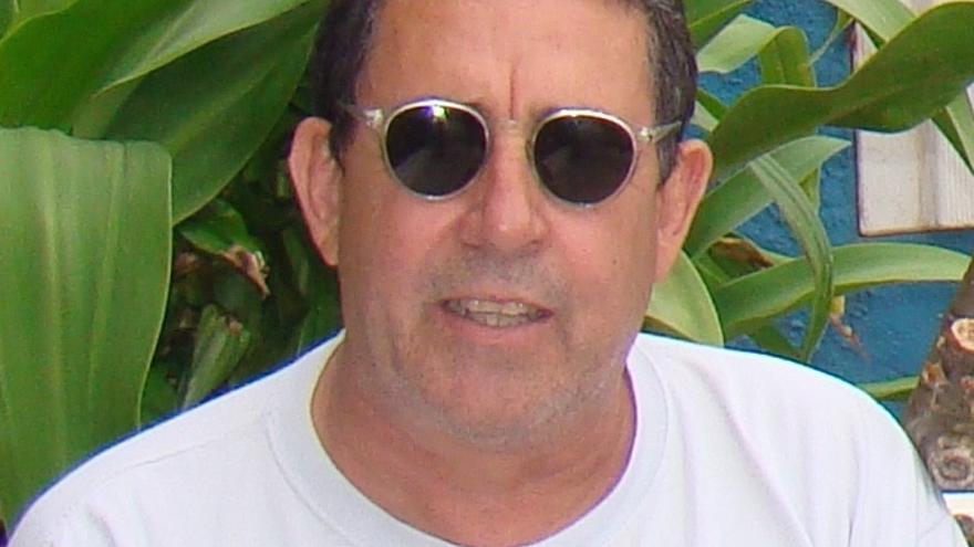 Ramón Afonso, activista social.