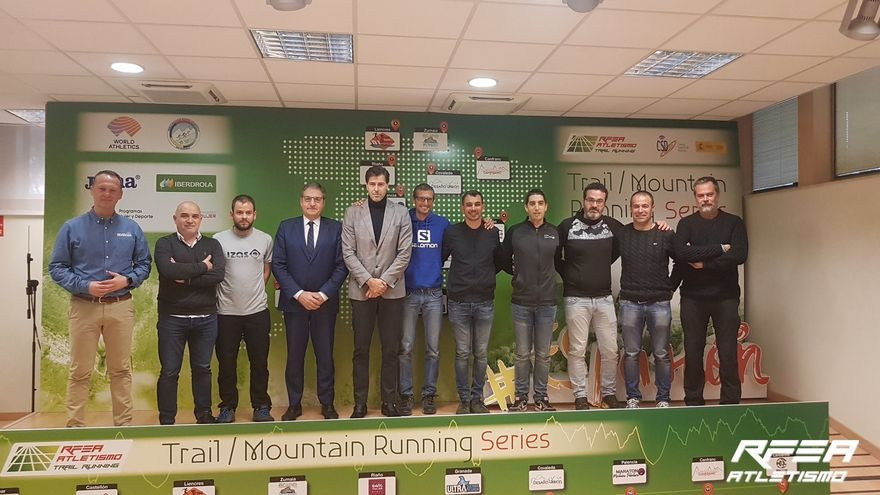 Presentación del circuito Trail Mountain Running Series.