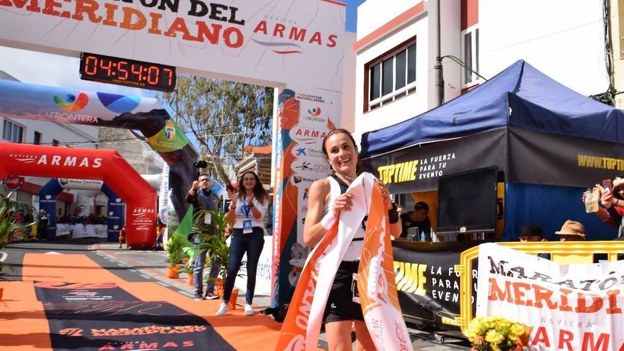 Ganadora Maratón Meridiano