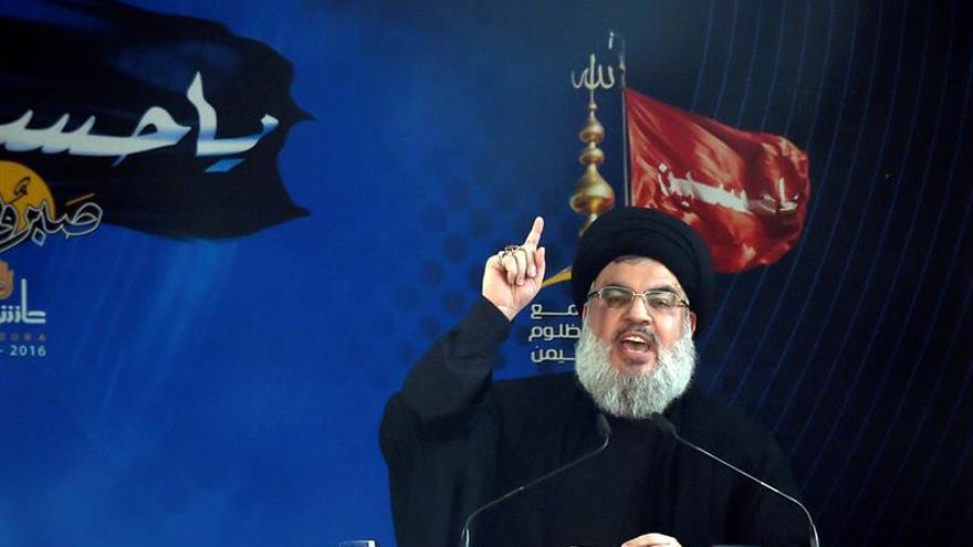 Hizbulá acusa a Trump y Netanyahu de matar el proceso de paz
