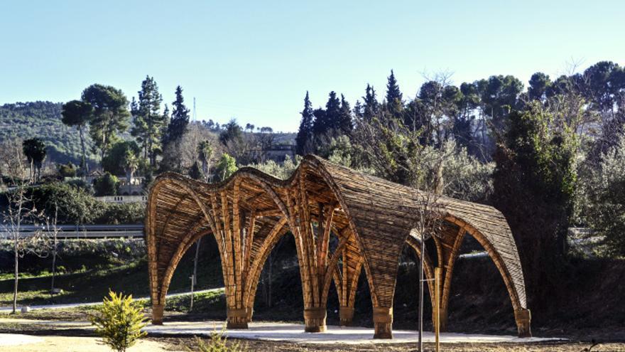 Parc Benarrai, en Ontinyent.