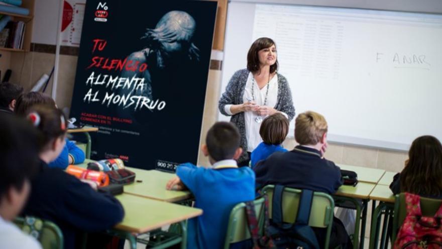 Un tercio del alumnado español cree que en su clase se producen situaciones de acoso escolar.