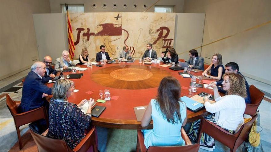 El Govern se reunirá en Sant Julià de Ramis (Girona) en el aniversario del 1-O
