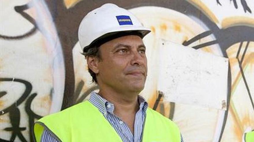 Carlos Garcinuño (PP), concejal de Urbanismo en el Ayuntamiento de Santa Cruz