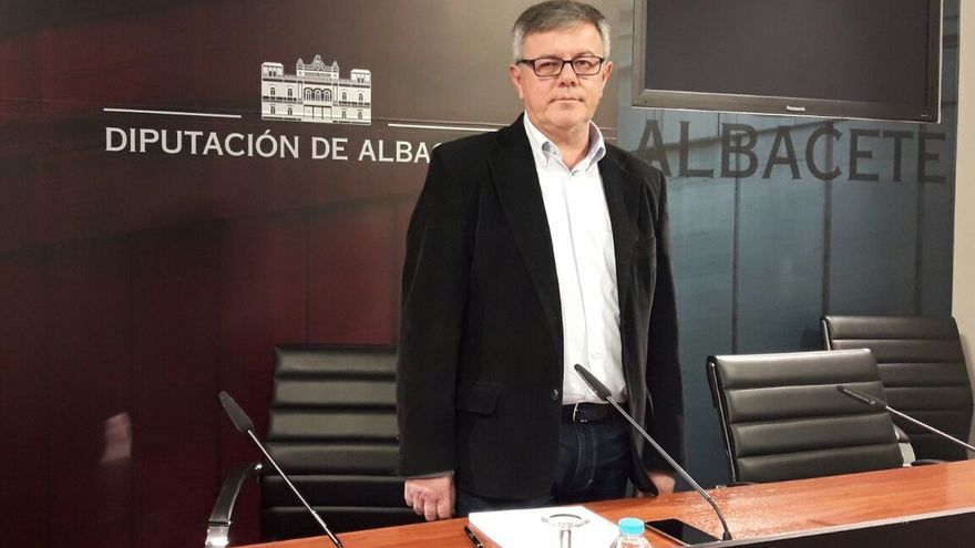 Ramón Gil, responsable de Personal en la Diputación de Albacete