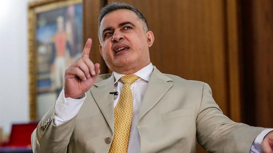 El fiscal venezolano denuncia un desfalco de más de 35.000 millones de dólares