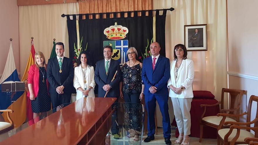 Grupo de Gobierno del PSOE.