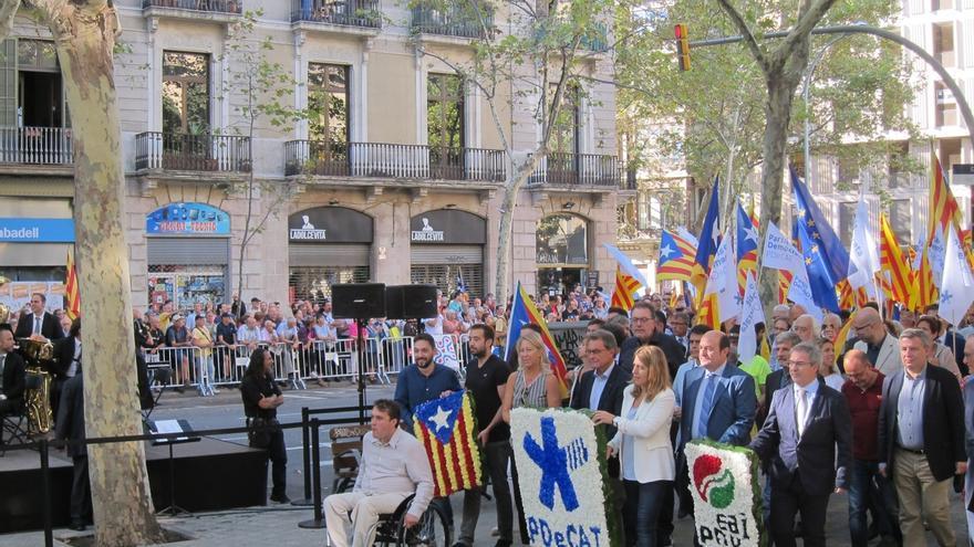 """Ortuzar (PNV) define Cataluña como una nación con derecho a decidir y ve """"legítimo"""" el 1-O"""