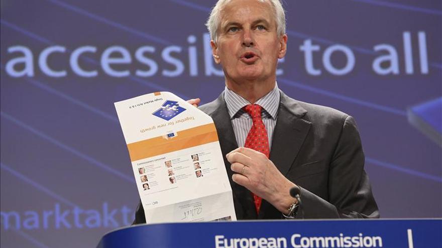 La CE afirma que los futuros test de resistencia a bancos serán más robustos
