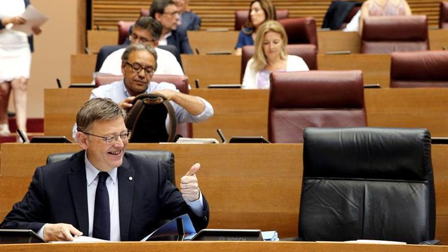 La Comunitat Valenciana votará en contra de la nueva propuesta de déficit