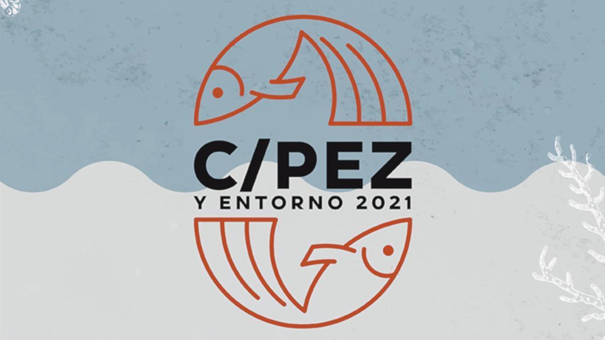 Detalle del cartel de las Fiestas Pez 2021