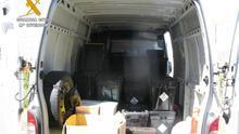 La Guardia Civil investiga a una empresa salmantina por transportar residuos en contacto con COVID sin medidas de seguridad