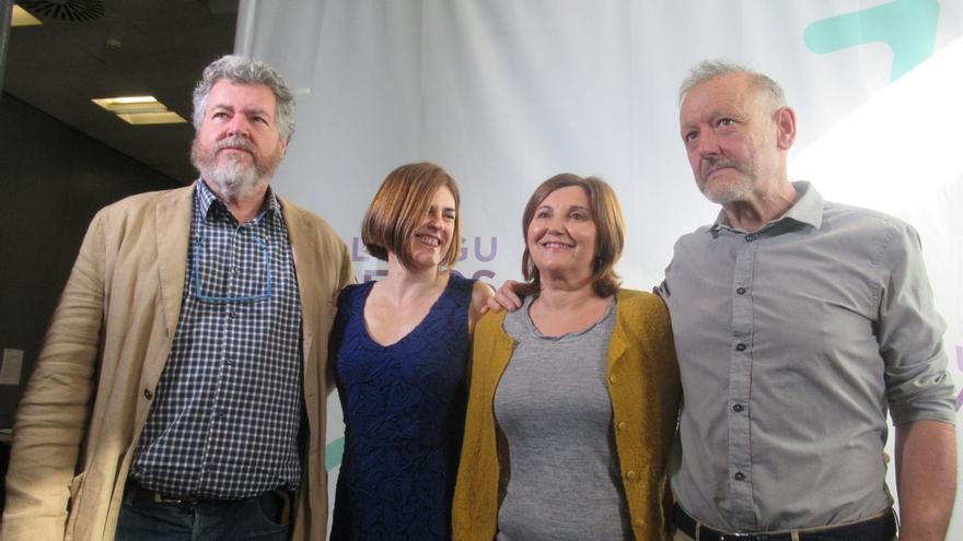 """Diputados de Podemos en Euskadi advierten de que la irrupción de 'Más País' puede """"resucitar"""" al PP en Vizcaya"""