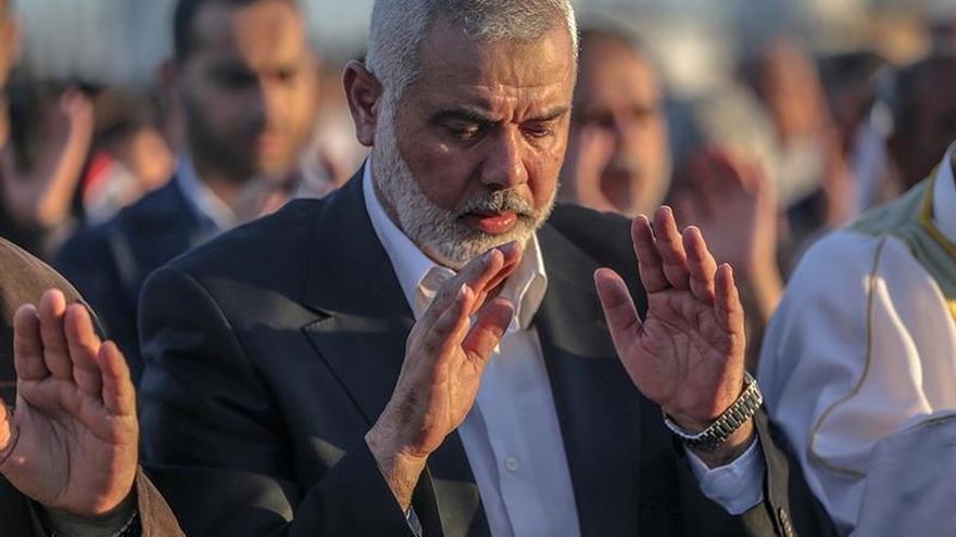 """Hamás dice que las protestas no cesarán """"a cambio de combustible y dólares"""""""