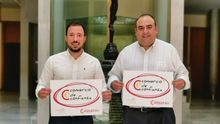 El Ayuntamiento de Lorca colabora con la Cámara para poner en marcha el sello 'comercio de confianza'