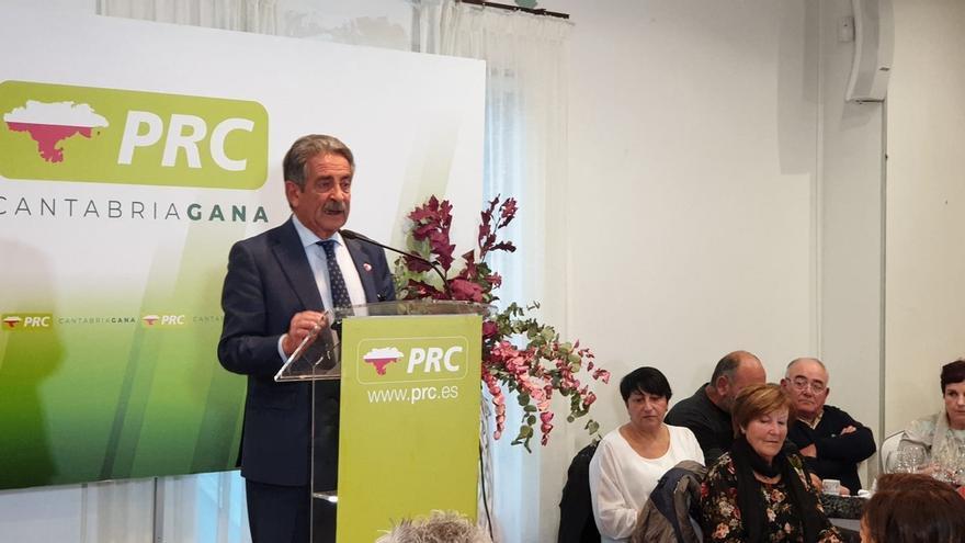 """AMPL Revilla a Sánchez: """"Cantabria prefiere quedarse sin tren a que España se rompa"""""""