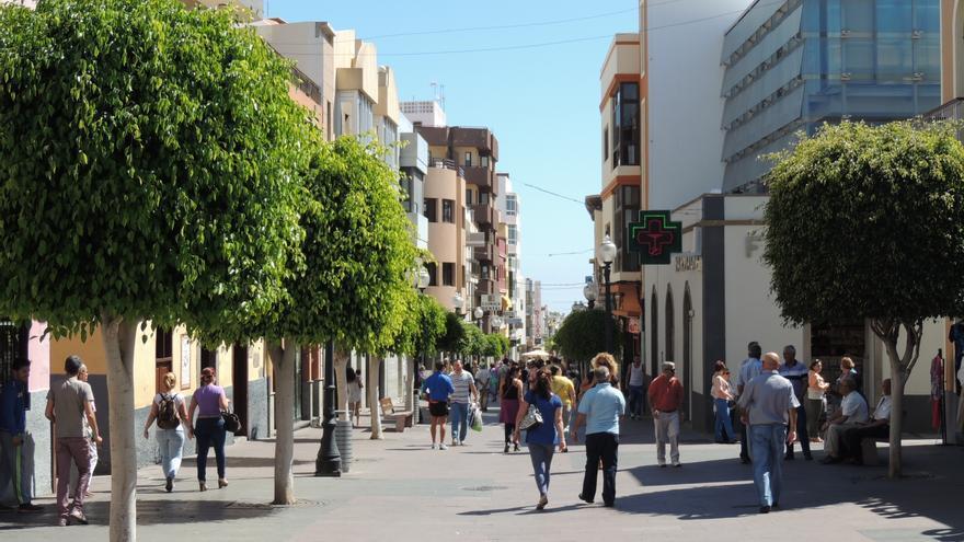 Calle de San Gregorio, Telde