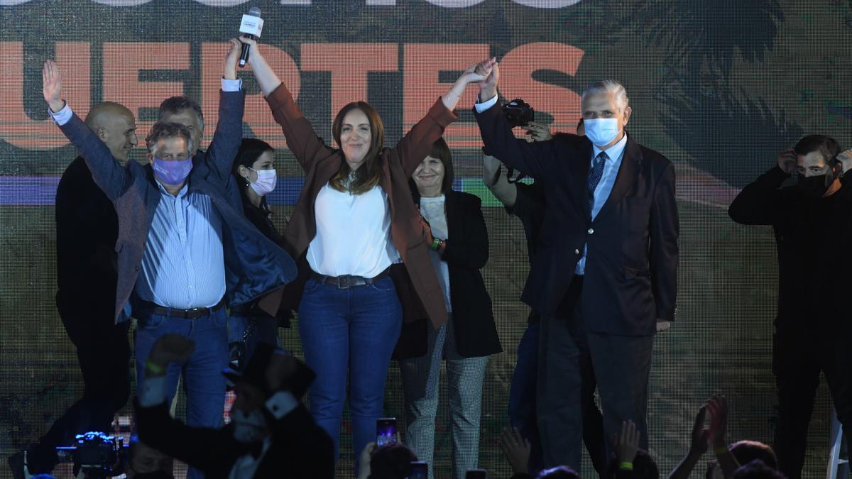 Vidal se impuso en la interna porteña de Juntos por el Cambio