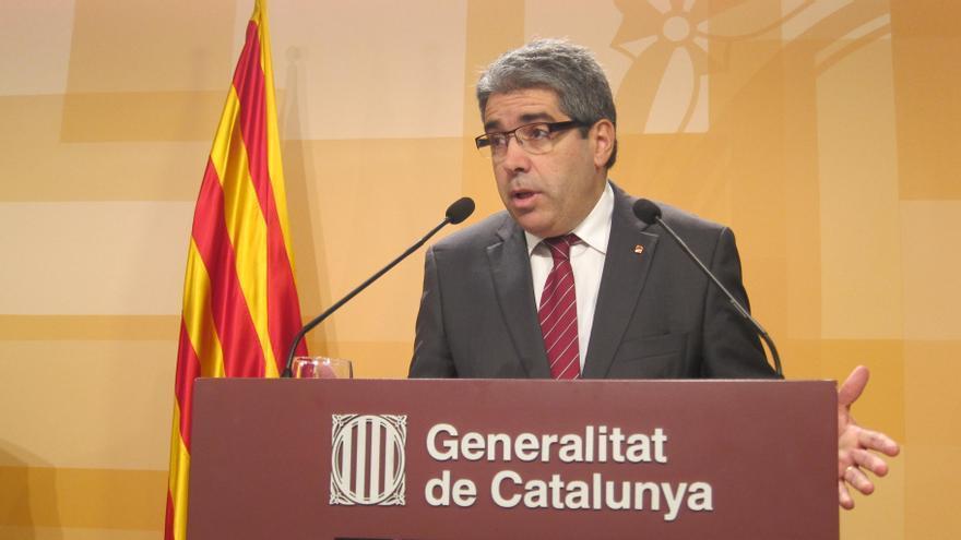 La Generalitat da por buenas las explicaciones de UDC y no opina sobre los trámites de la AN sobre los Pujol