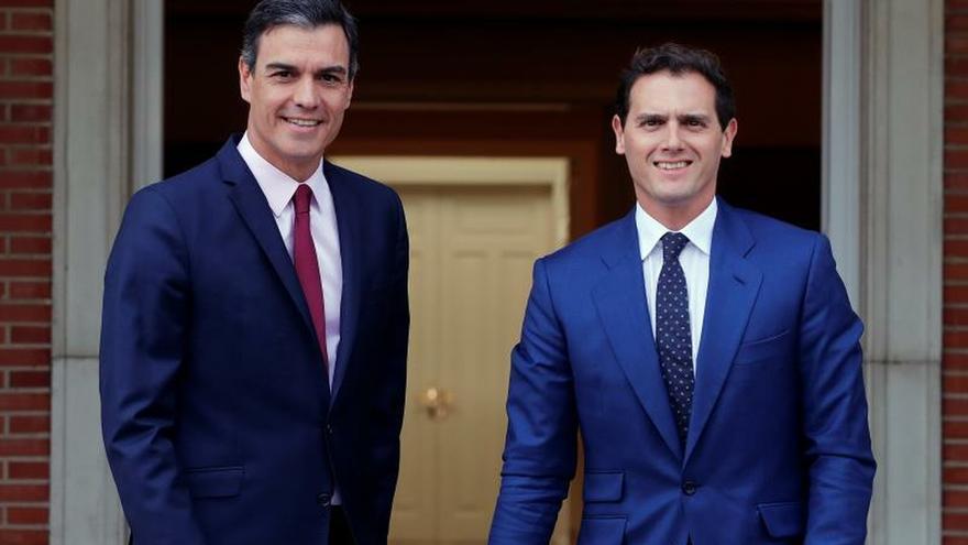 Moncloa: reunión con Rivera ha servido para restablecer espacios de diálogo