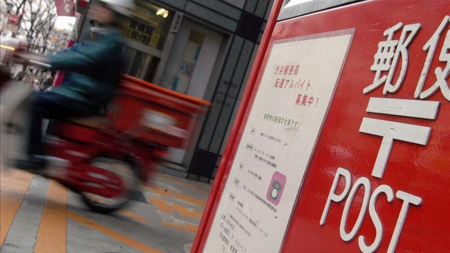 Japan Post se dispara tras salir a bolsa y hace subir al Nikkei un 2 %
