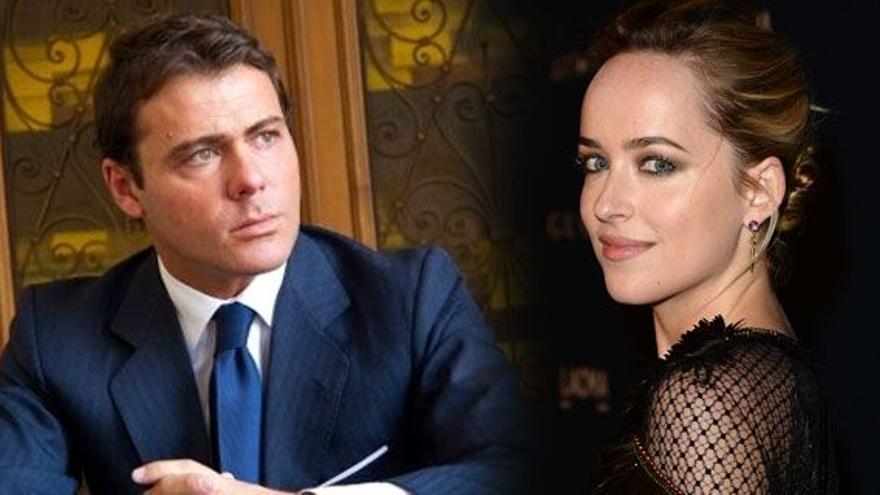 La falsa boda de Dakota Johnson y el falso 'Christian Grey' real: ¿un 'Pequeño Nicolás' italiano?