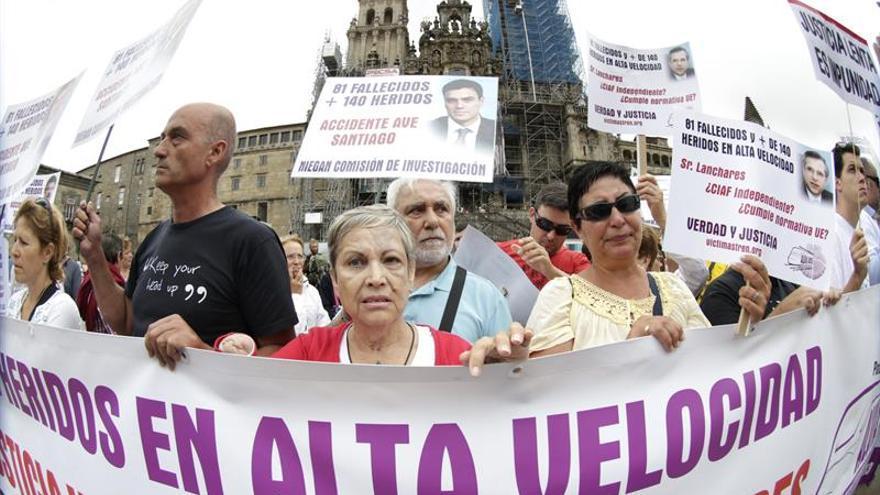 La CE cierra el expediente que abrió a España tras el accidente del Alvia