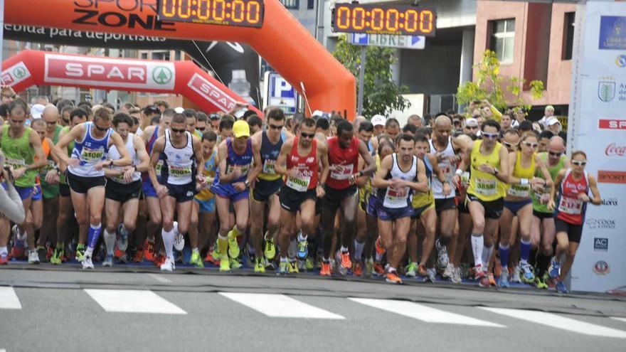 El Maratón 2013 inunda las calles de LPGC #12