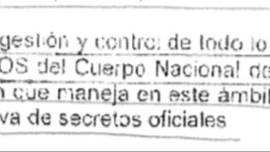 Quinto punto del documento