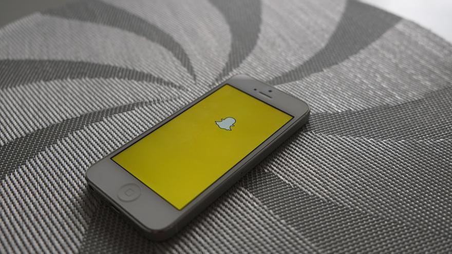 Snapchat. Foto: AdamPrzezdziek / Flickr