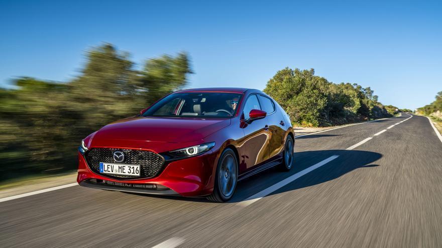 El nuevo Mazda3 evoluciona el diseño KODO del fabricante japonés.