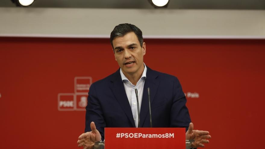 Pedro Sánchez pide a sus críticos dejar de airear las discrepancias en los medios de comunicación