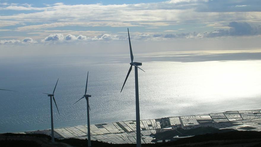 Andalucía produce electricidad con energía eólica para 1,4 millones de hogares