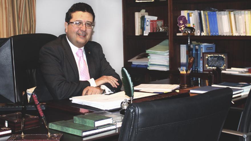 El exjuez Francisco Serrano, candidato de VOX a la Junto de Andalucía / Foto: VOX