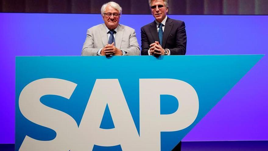 SAP incrementó su facturación en España en 2016 más de un 10 %