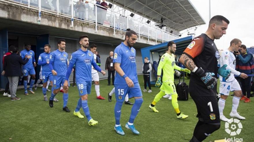 El partido suspendido entre Fuenlabrada y Deportivo se disputará el próximo viernes.