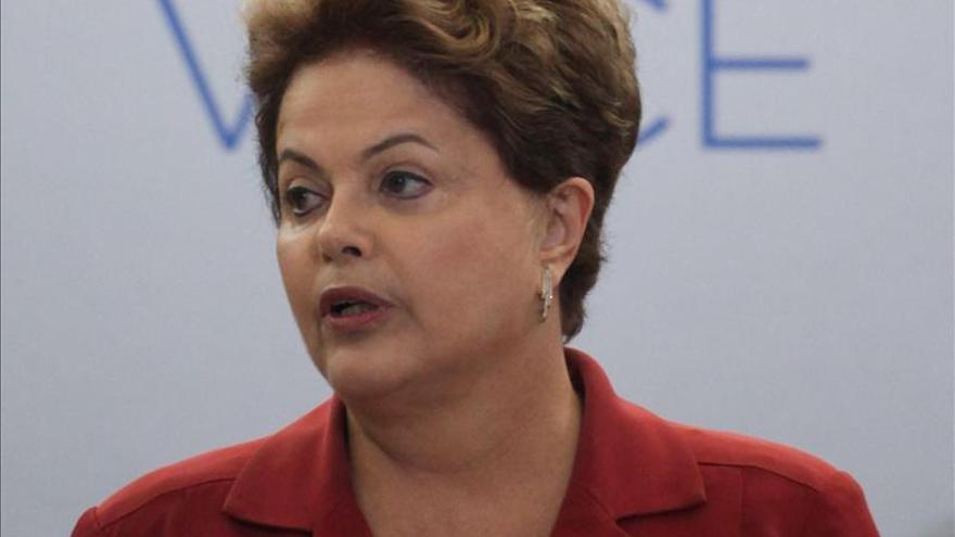 Rousseff exige resultados a sus ministros de cara a las elecciones de 2014