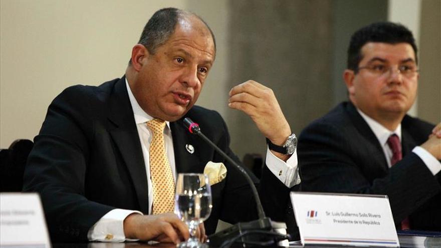 """La OCDE dice que Costa Rica ha cumplido """"parcialmente"""" estándares tributarios"""