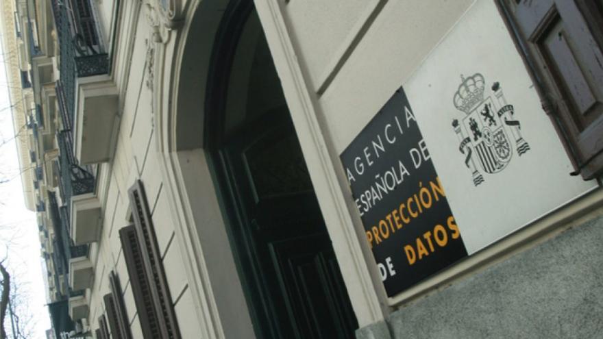 Sede de la Agencia Española de Protección de Datos en Madrid.