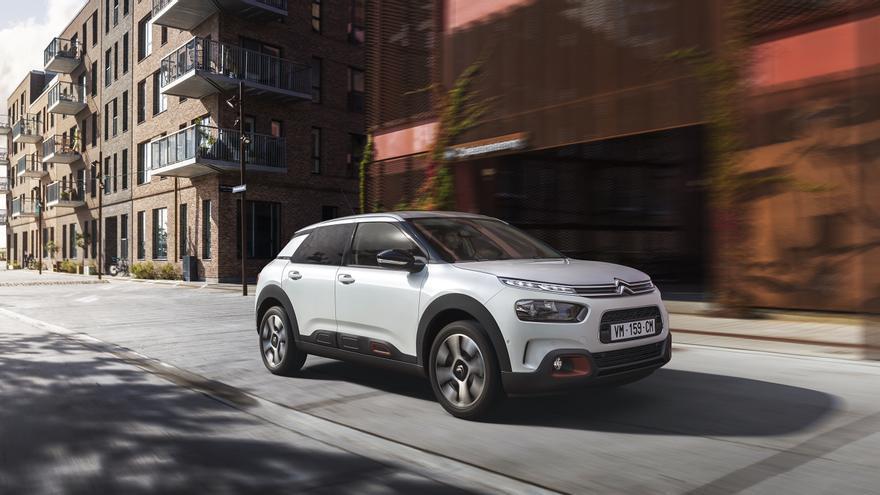 Nuevo Citroën C4 Cactus.