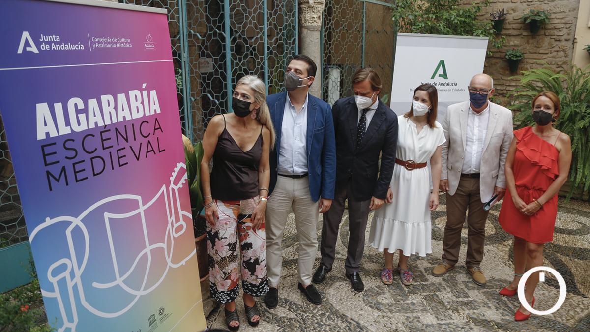 Presentación del programa de artes escénicas 'Algarabía'