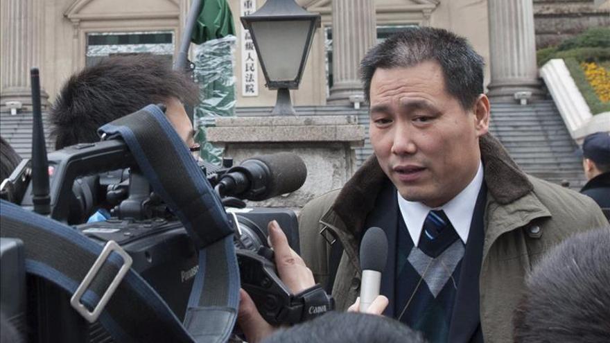 EE.UU. urge a China a liberar a un abogado detenido en el 25 aniversario de Tiananmen
