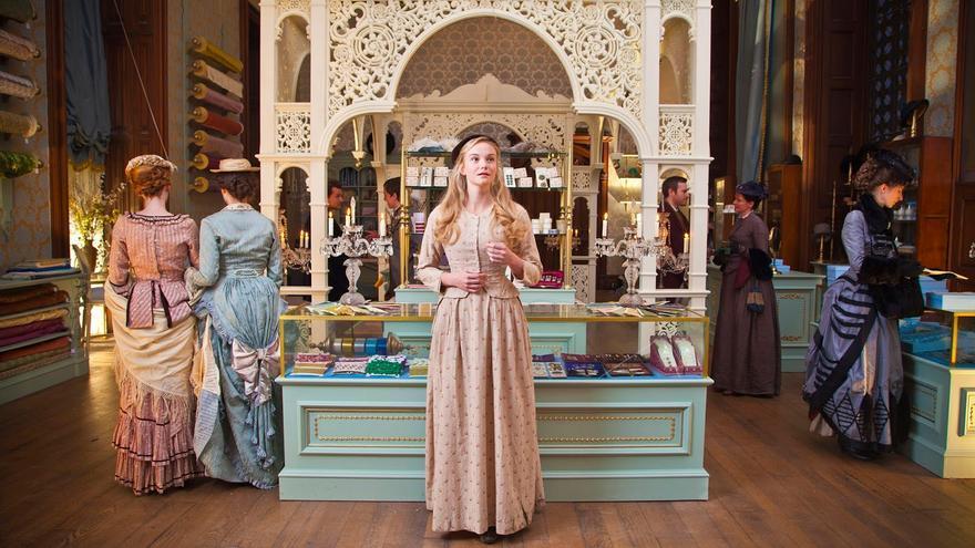 'Galerías Paradise', inspirada en 'El paraíso de las señoras' de Zola