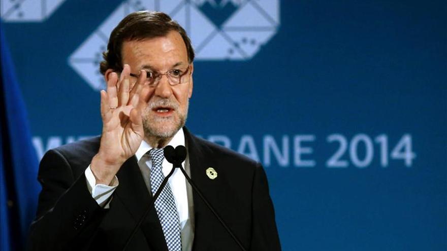 Rajoy defenderá el jueves medidas anticorrupción con rechazo de la oposición
