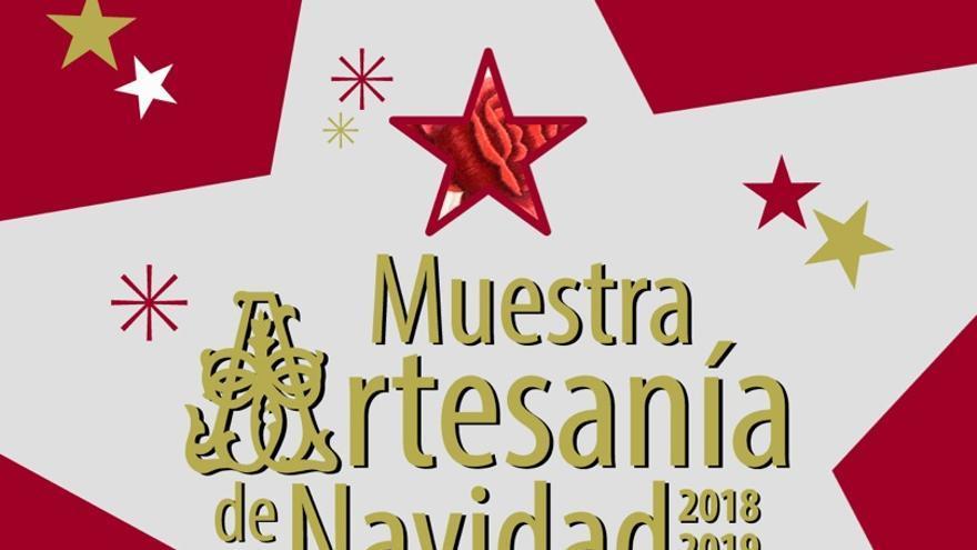 Cartel de la Muestra de Artesanía.